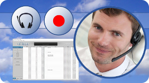 Oygo call recording software for headsets