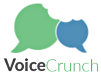 VoiceCrunch transcription for V-Tap